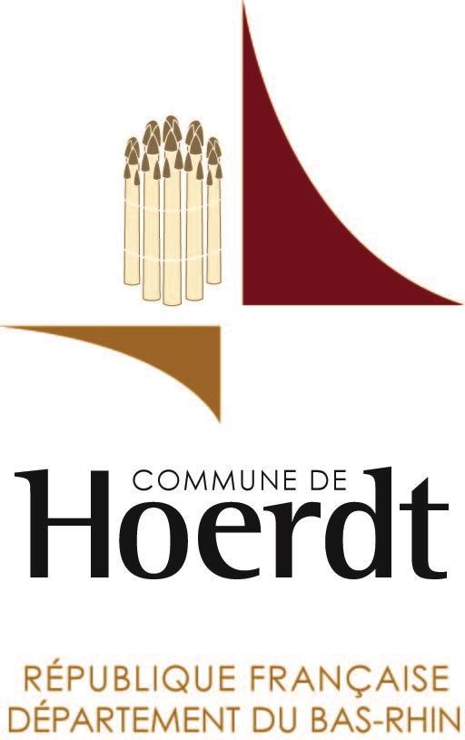 Logo mairie commune Hoerdt