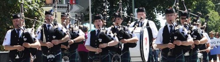 Glen Regnitz Pipe Band