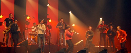 Fest-Noz avec AOK, Selaouët, l'Orchestre National Breton, Per Ha Mai Seven, le Bagad Champion Divroet 2016…