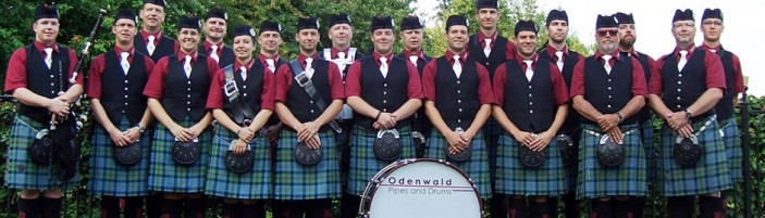 Odenwald Pipes & Drums